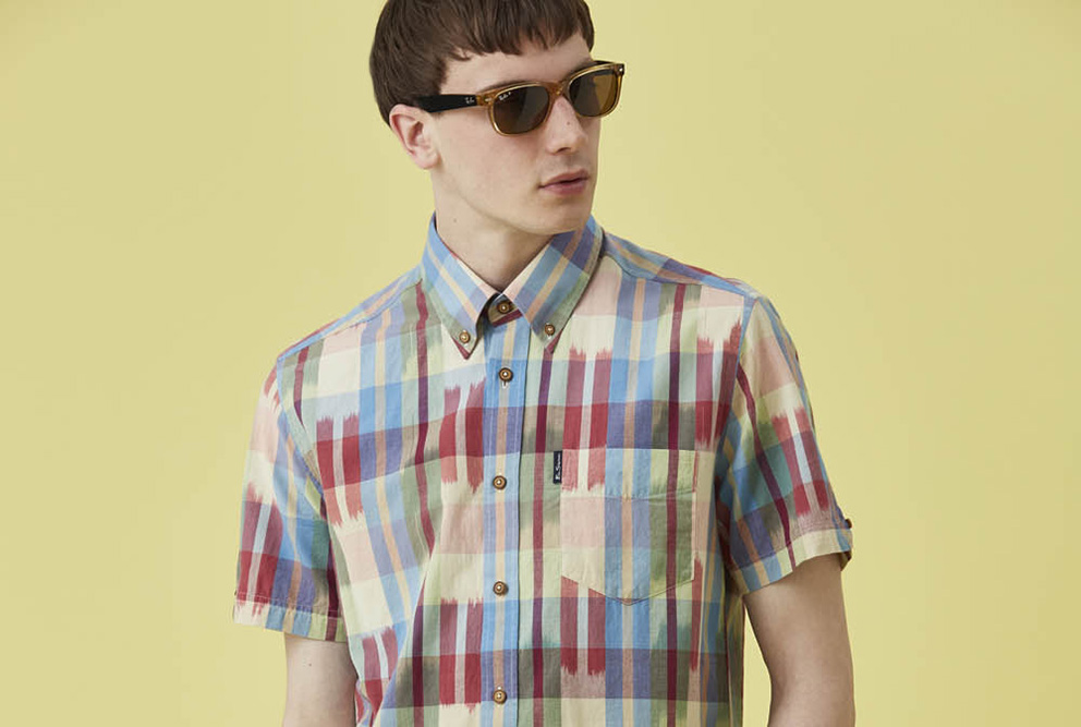 BEN SHERMAN SERIES SPRING SUMMER 2020